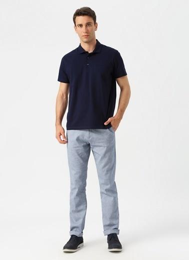 Cotton Bar Cotton Bar Mavi Chıno Pantolon Mavi